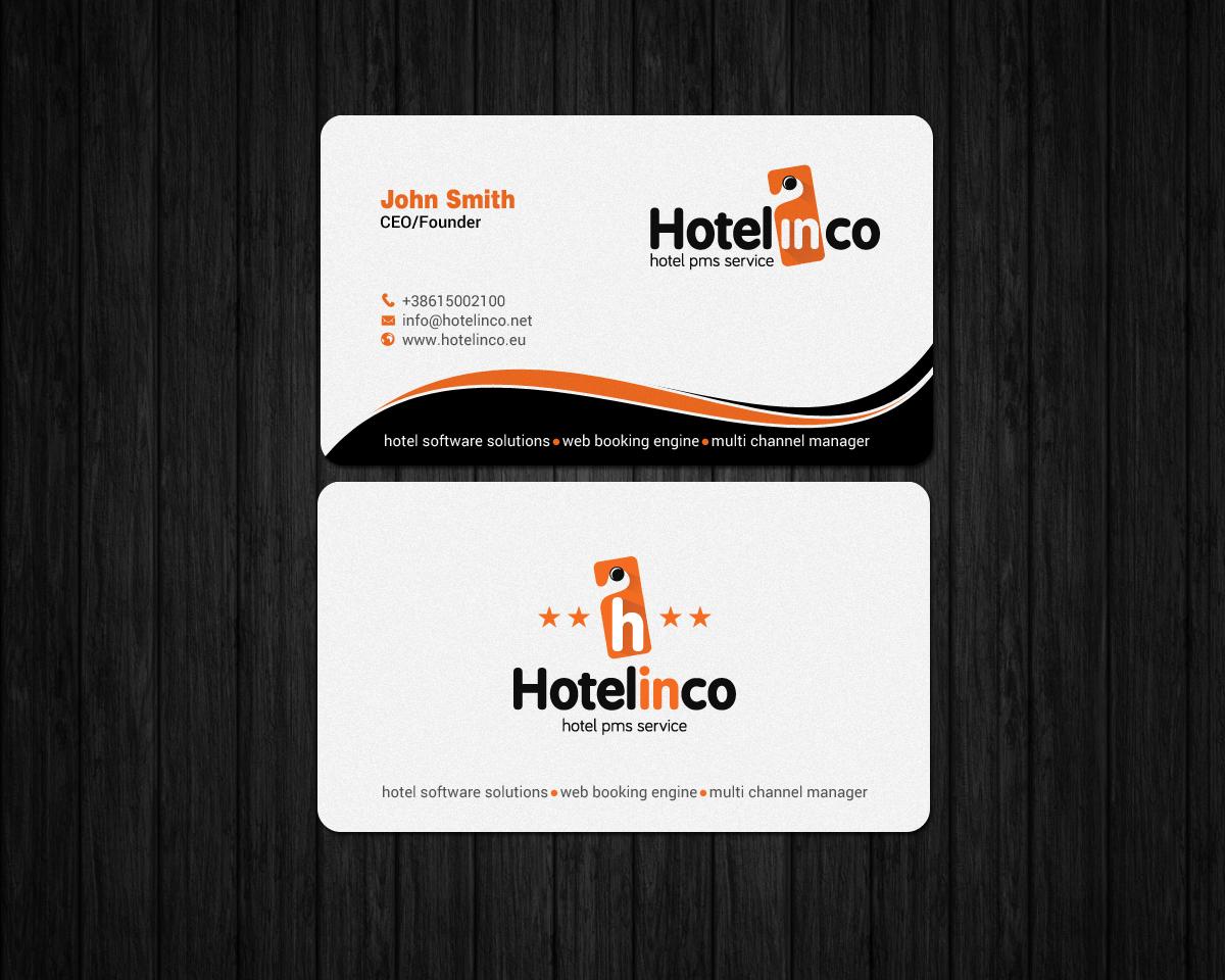 Modern Playful Software Service Business Card Design For Mais D D By Chandrayaan Creative Design 18823861