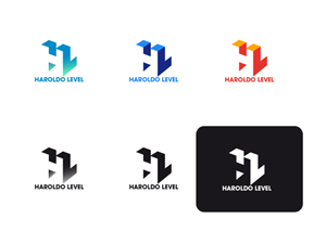 36 bold playful electronics logo designs for haroldo level