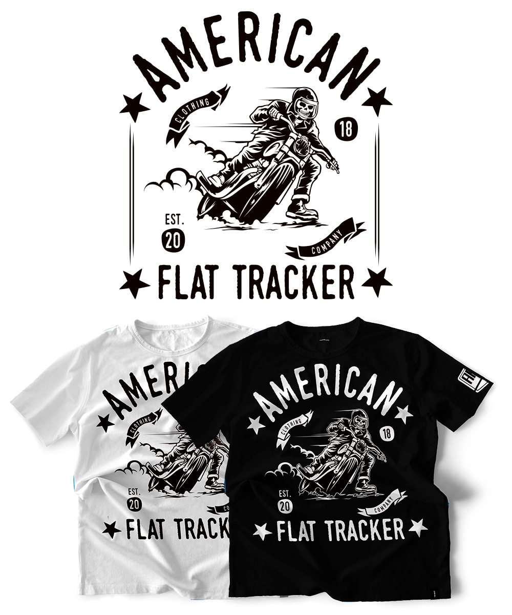 T Shirt Design For Ama Pro Racing By Studiod Design 18880350