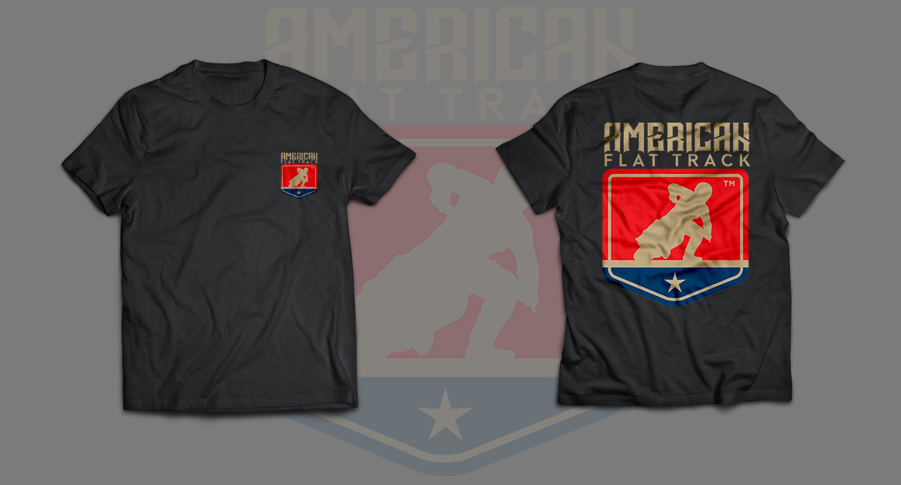 T Shirt Design For Ama Pro Racing By Feji Hadiansyah Design 18885238
