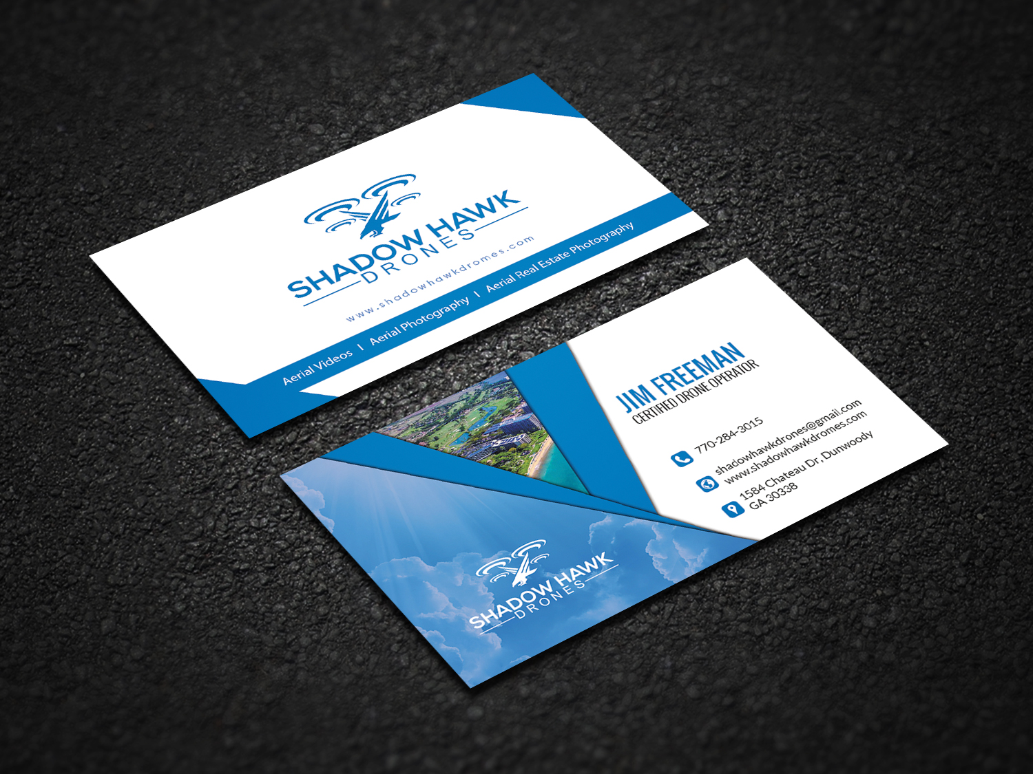 Business Card Design For Mr By Riz