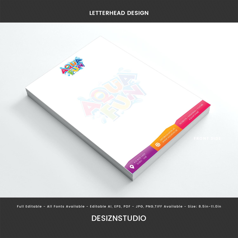 Letterhead Design By Expert Designer For This Project - Design