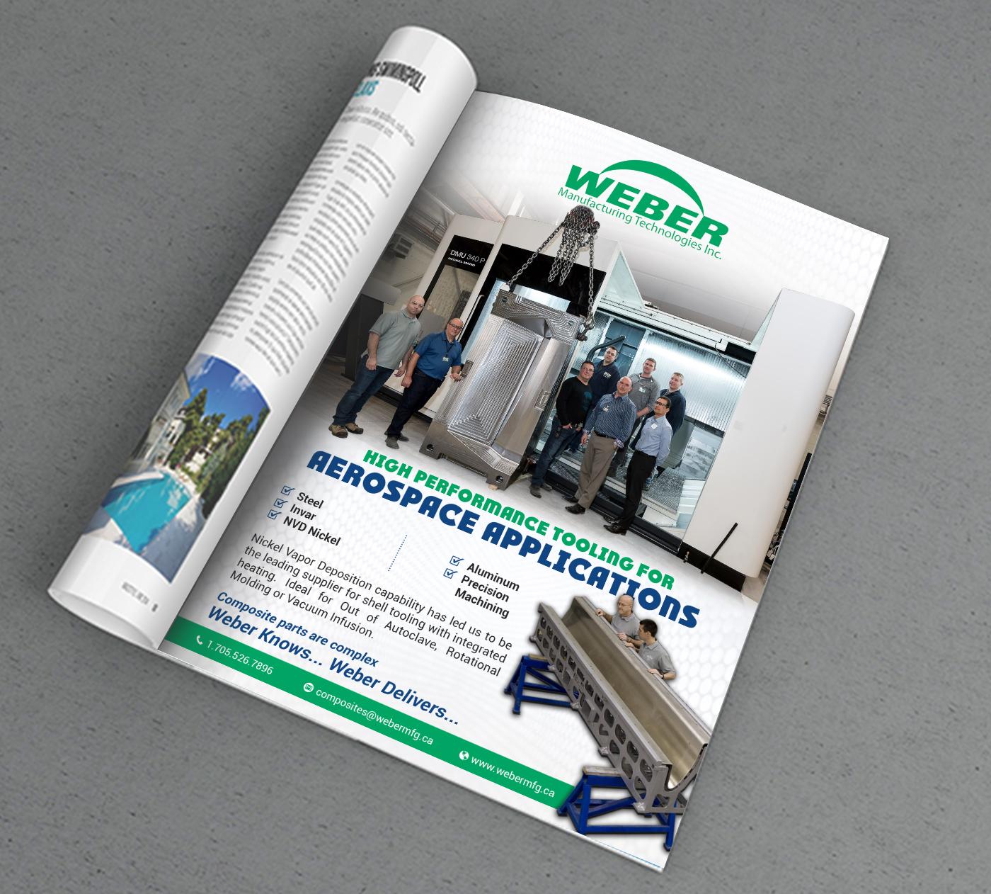 Modern, Feminine Magazine Design job  Magazine brief for a