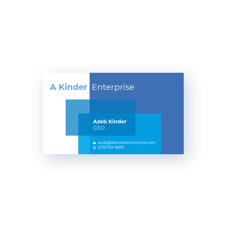 Fett Ernst Consulting Visitenkarten Design Für All Things