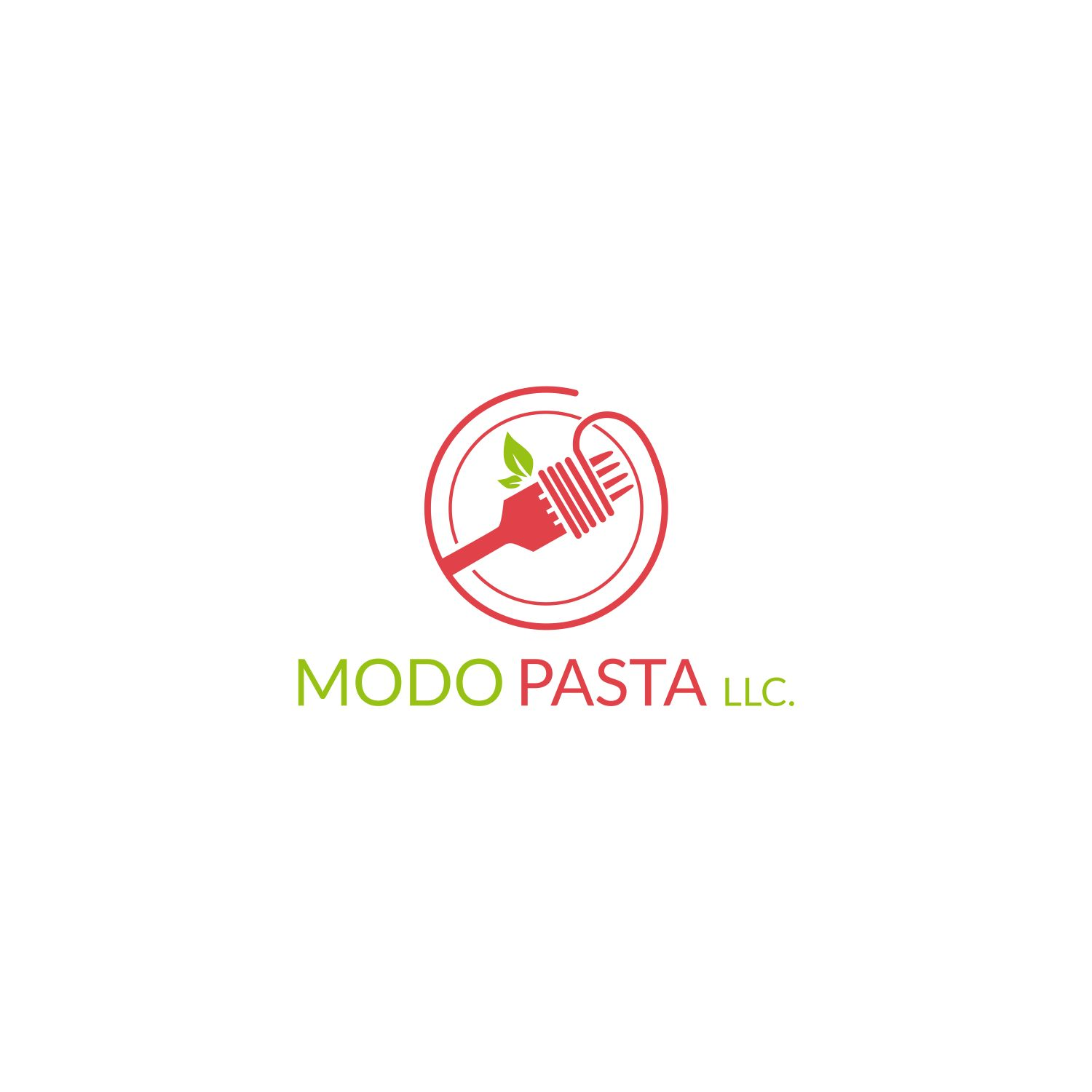 Bold Modern Fast Food Restaurant Logo Design For Modo Pasta Llc By Preatyboymaulana Design 18966911