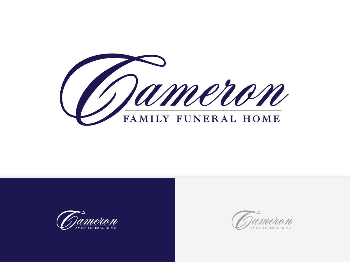 Funeral Home Logo Design