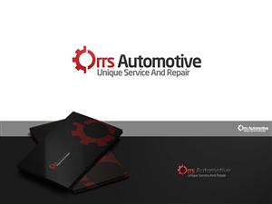 Logo Design job – automotive workshop – Winning design by ArtSamurai