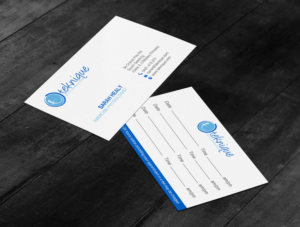 Gym business card design galleries for inspiration exercise physiologist needs business cards business card design by chandrayaaneative colourmoves