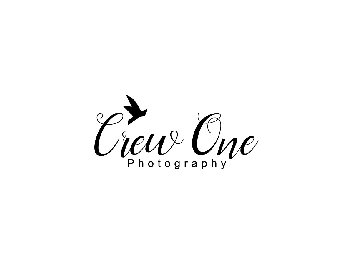 542ccc0e1 Logo Design by Quick™ for Crew One Photography | Design #18993605