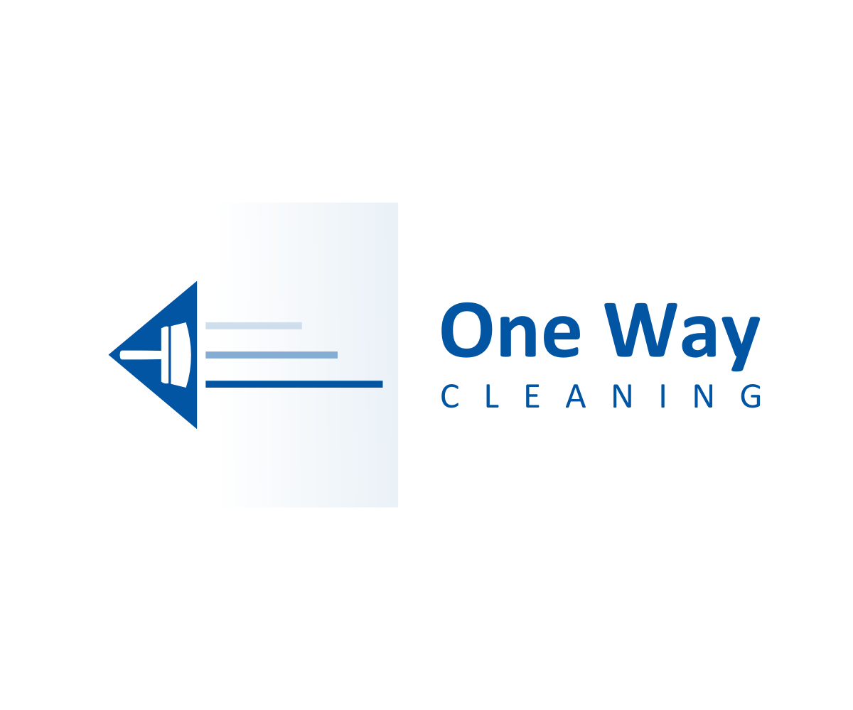 Logo Design By Ajay Designcrowd For One Way Cleaning 19871908