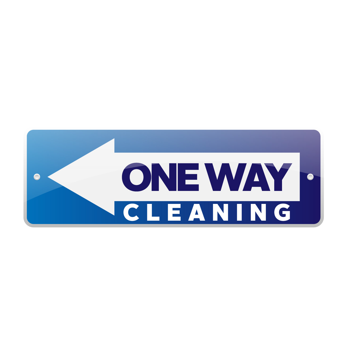 Logo Design By Tdr500 For One Way Cleaning 19831739