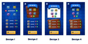 iOS App Design by Victor