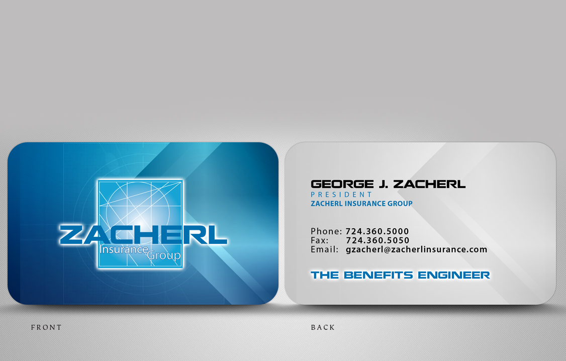 Health Business Card Design for a Company by disign | Design #750219