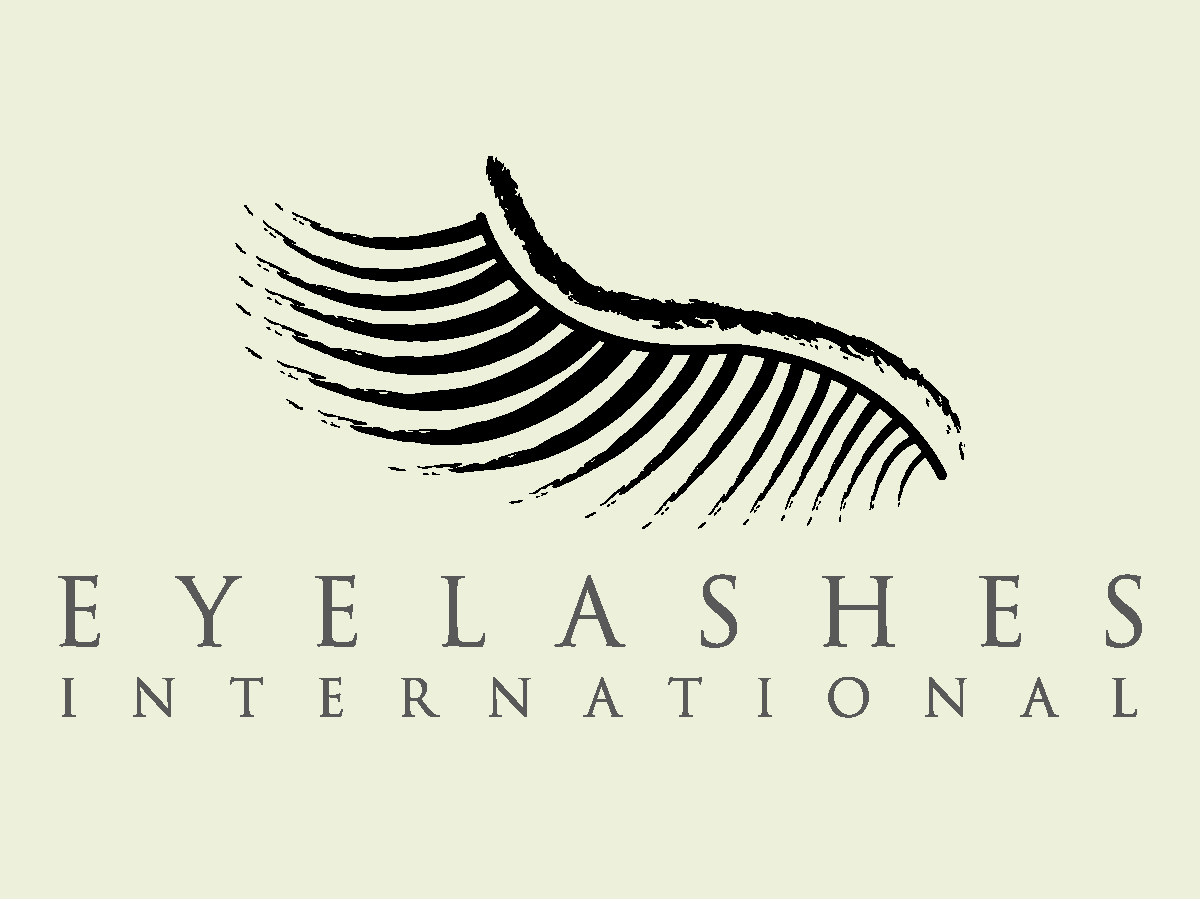 Graphic Design by Jace Design for eyelashes international Logo D - Design #1748