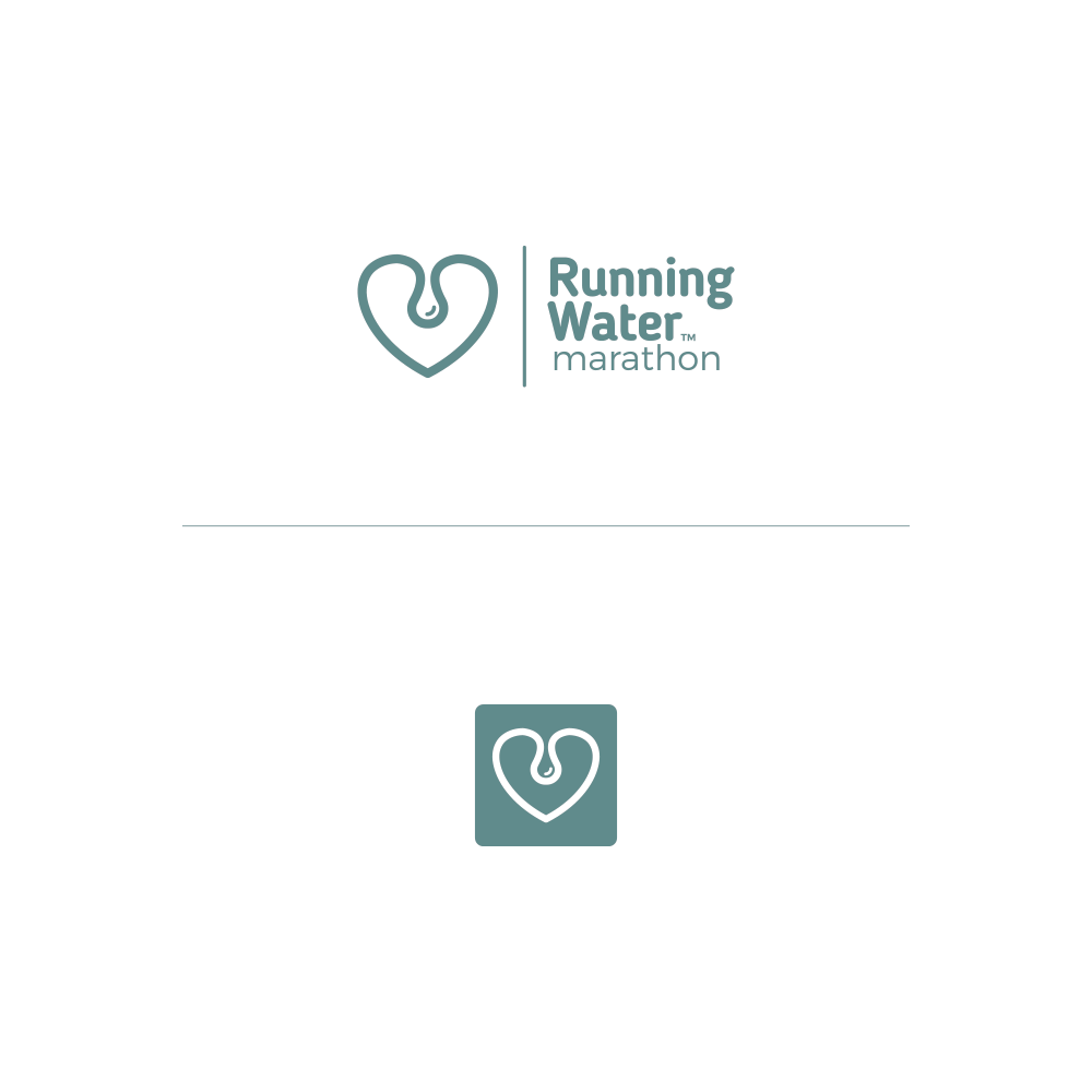 Bold Upmarket Non Profit Logo Design For Running Water By