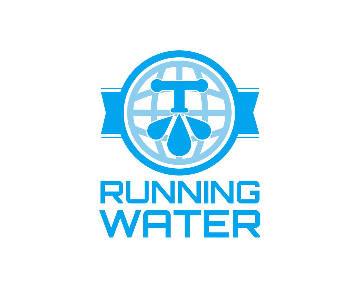 Bold Upmarket Non Profit Logo Design For Running Water By Javier