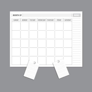 Calendar Design by jrayhan