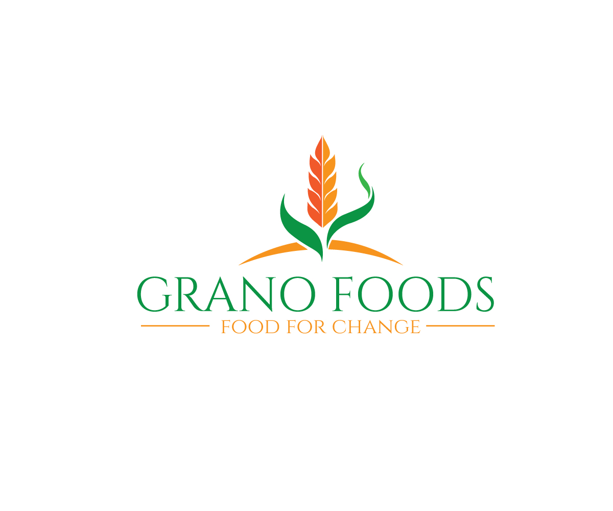 Elegant, Playful, Food Production Logo Design for grano foods