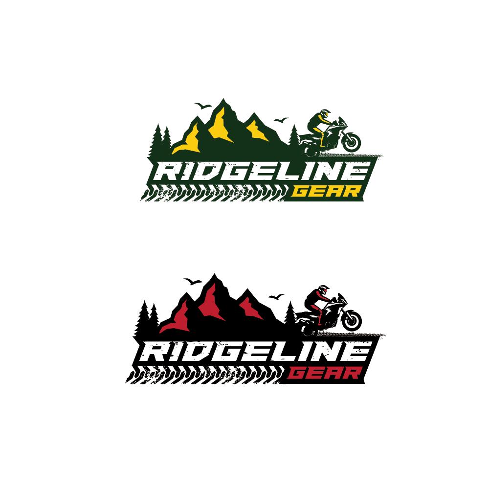 Motorcycle Adventure logo by NenadM
