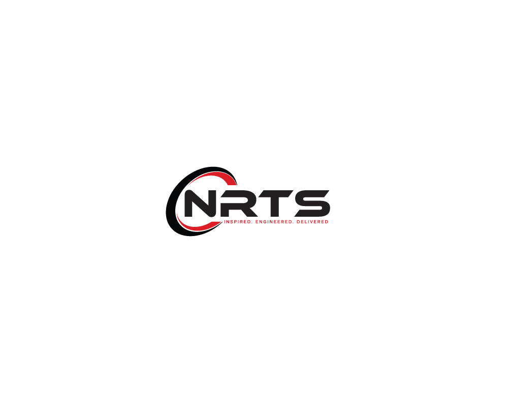 modern professional information technology logo design for nrts inspired engineered. Black Bedroom Furniture Sets. Home Design Ideas