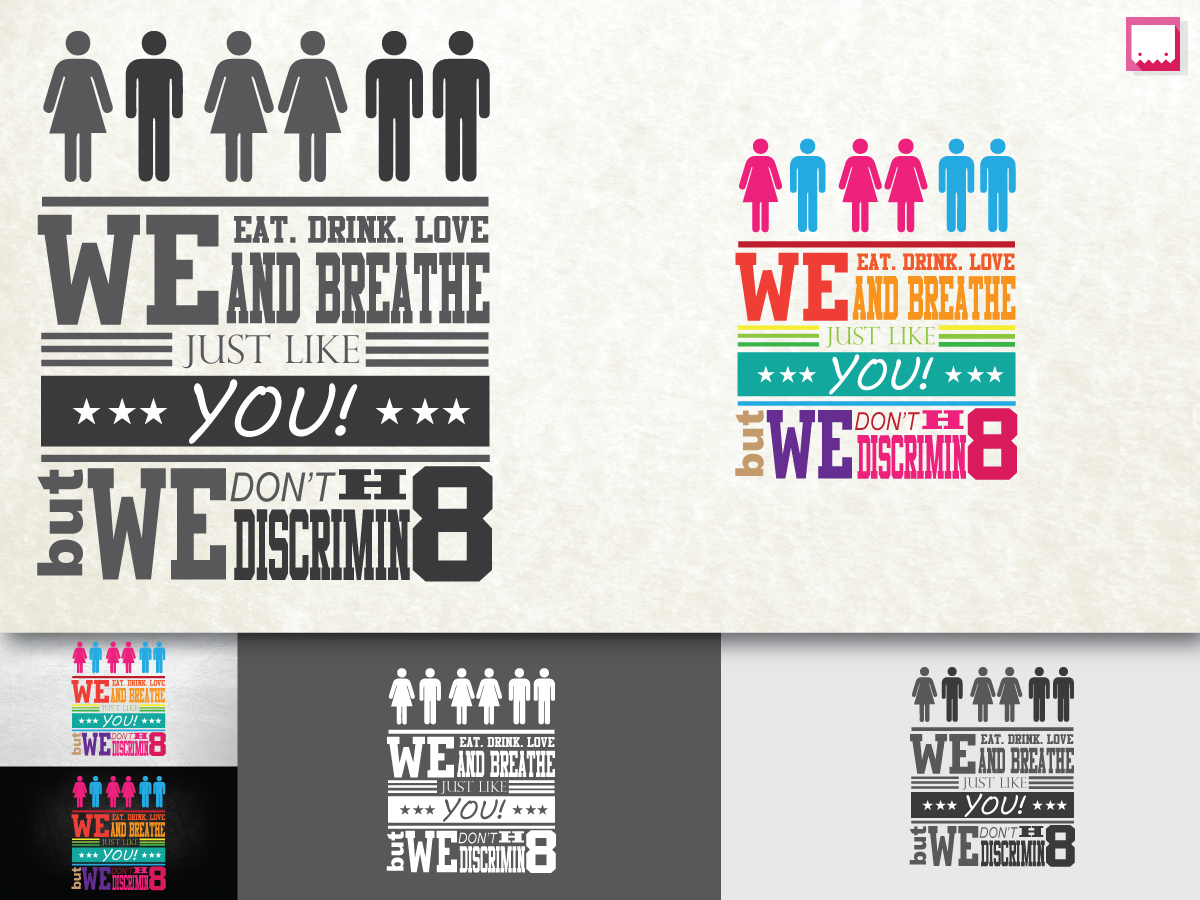 Shirt design canada - T Shirt Design Design 2892778 Submitted To Lgbt Shirt Closed