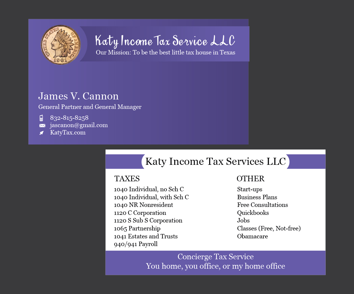 Income tax business cards oxynux modern professional house business card design for a company by colourmoves