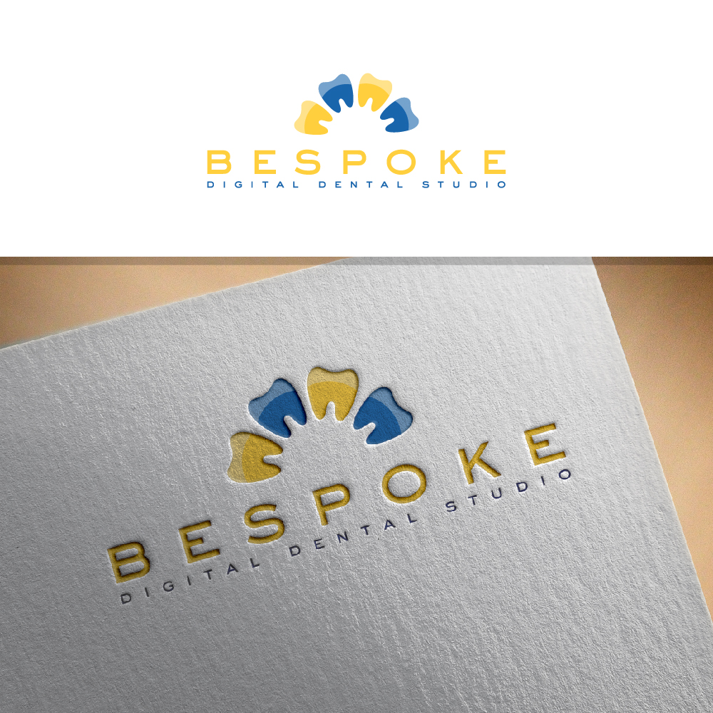 Logo Design for a Bespoke Dental Company by sushsharma99