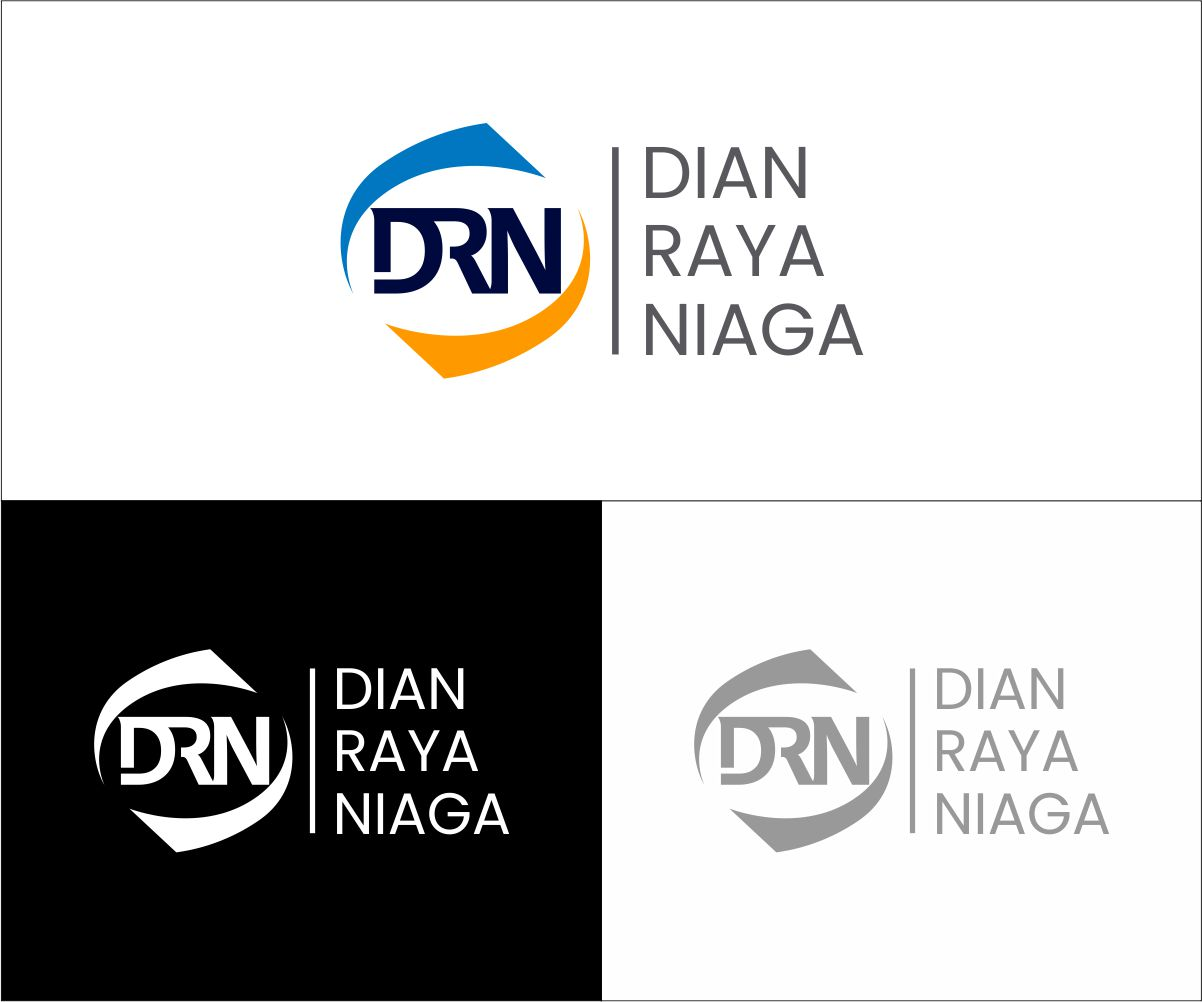 Professional, Conservative, Trade Logo Design for Dian Raya Niaga