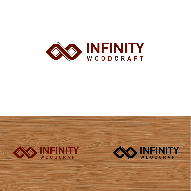 75 Infinite Logo Designs Logo Design Project For Infinity Woodcraft