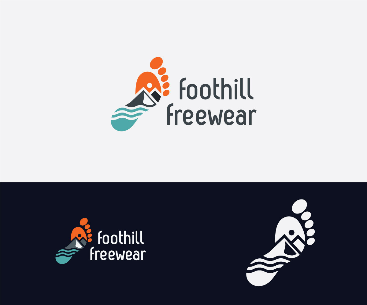 Foothill Freewear Logo by Ratio Pen