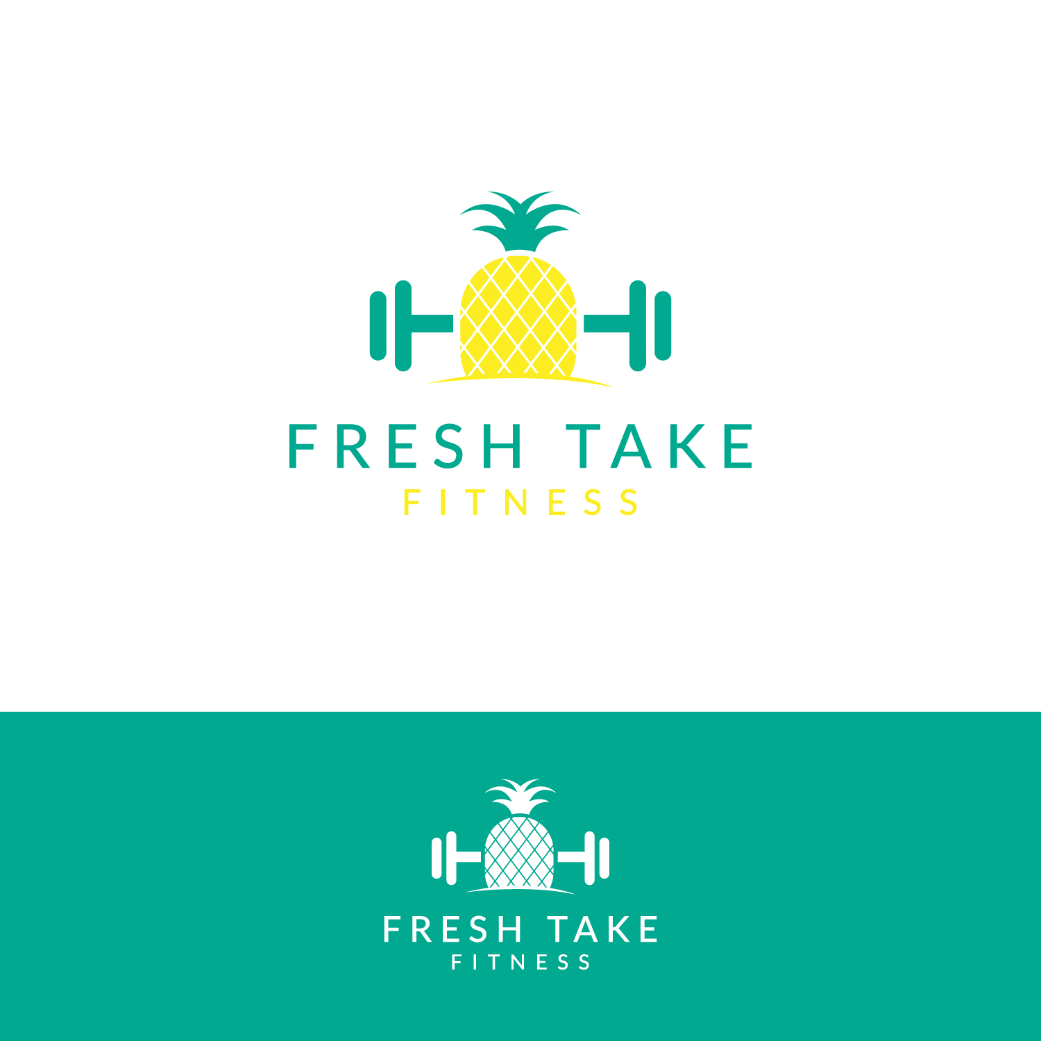 70 Fitness Logos For Personal Trainers, Gyms & Yoga Studios