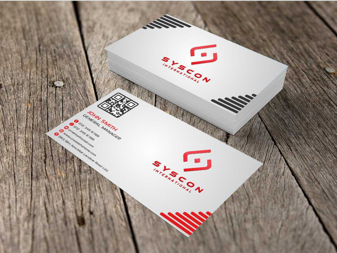 Professional serious business business card design for a company business card design by awsomed for this project design 3711435 reheart Choice Image