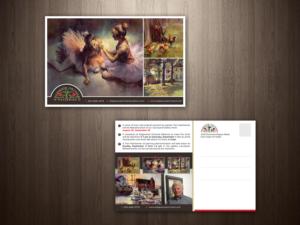 Postcard Design by debdesign