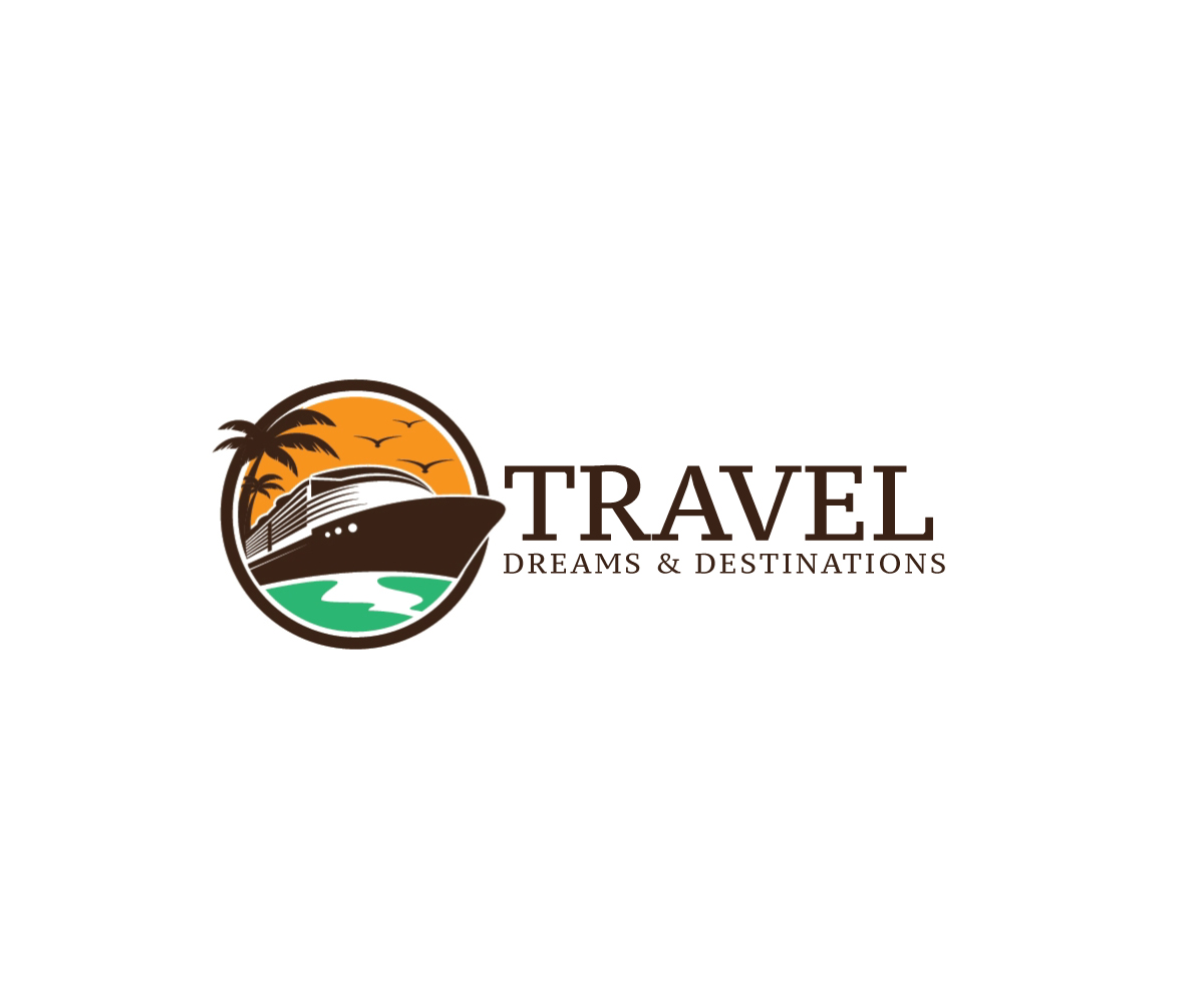50 Travel Logo Ideas To Brand Your Travel Business