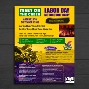 yellow flyer design galleries for inspiration
