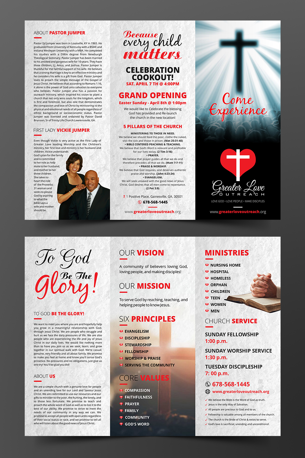 Brochure Design By Ecorokerz For This Project