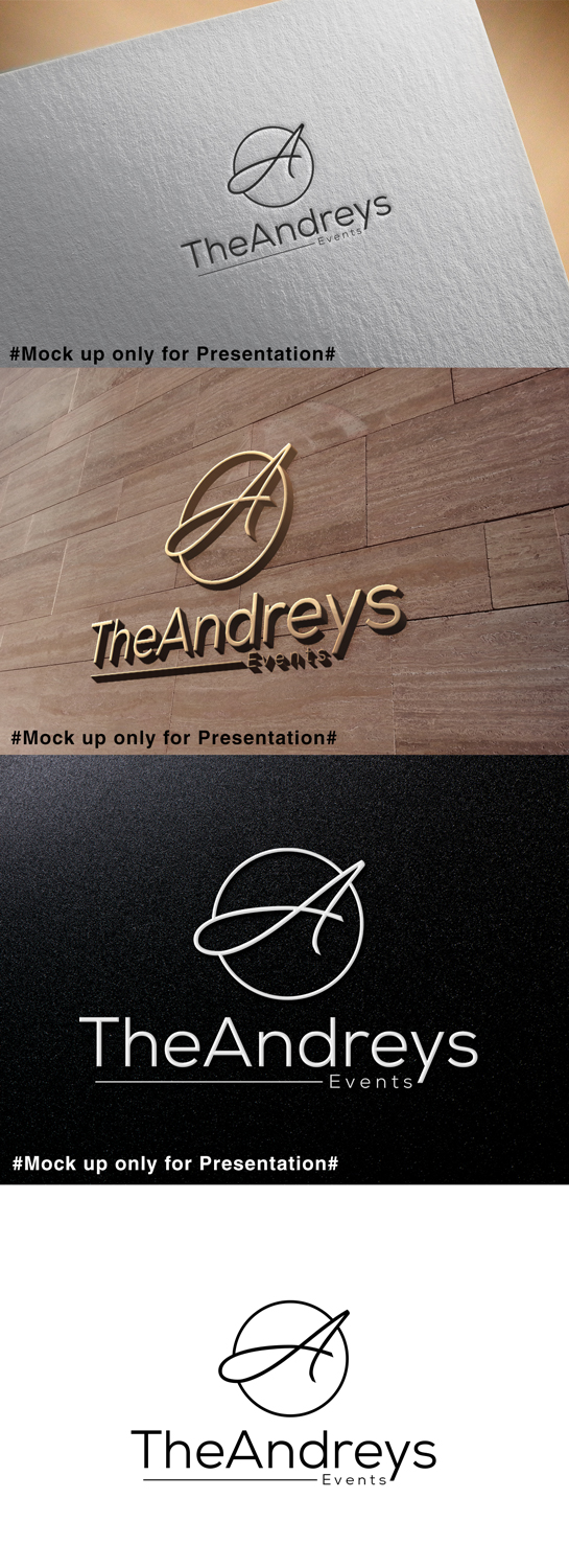 Logo Design for an Event Planning Agency by designmind78