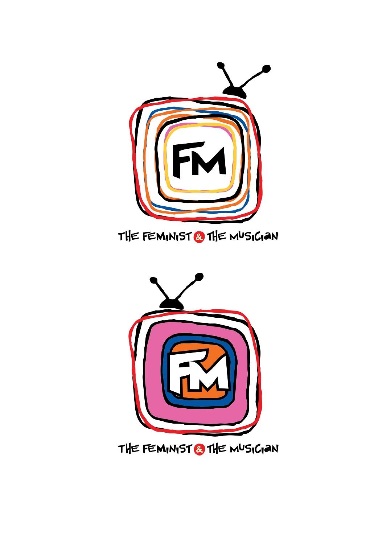 Modern, Bold, Entertainment Industry Logo Design for FM--The