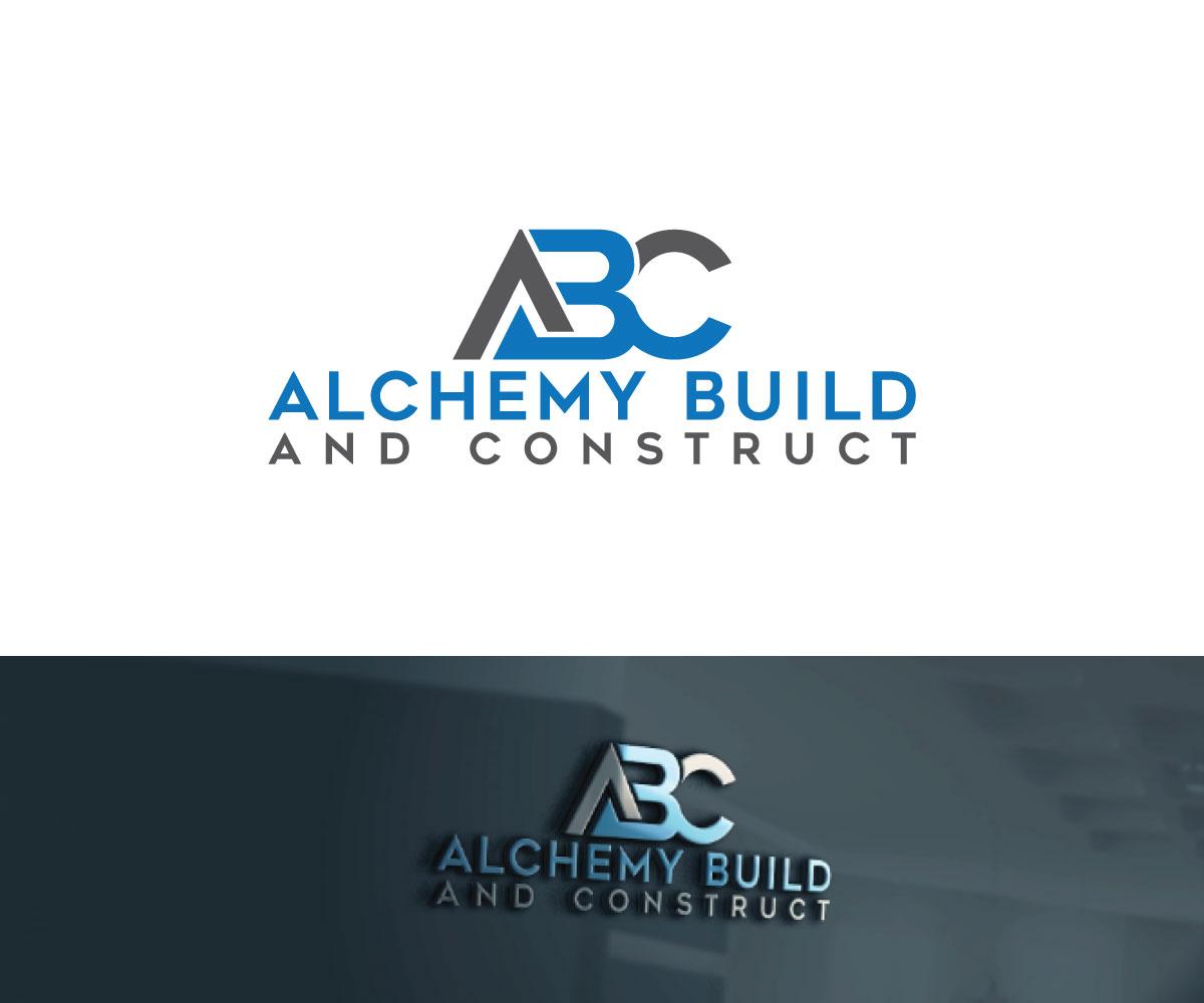 Modern, Upmarket, Residential Construction Logo Design for