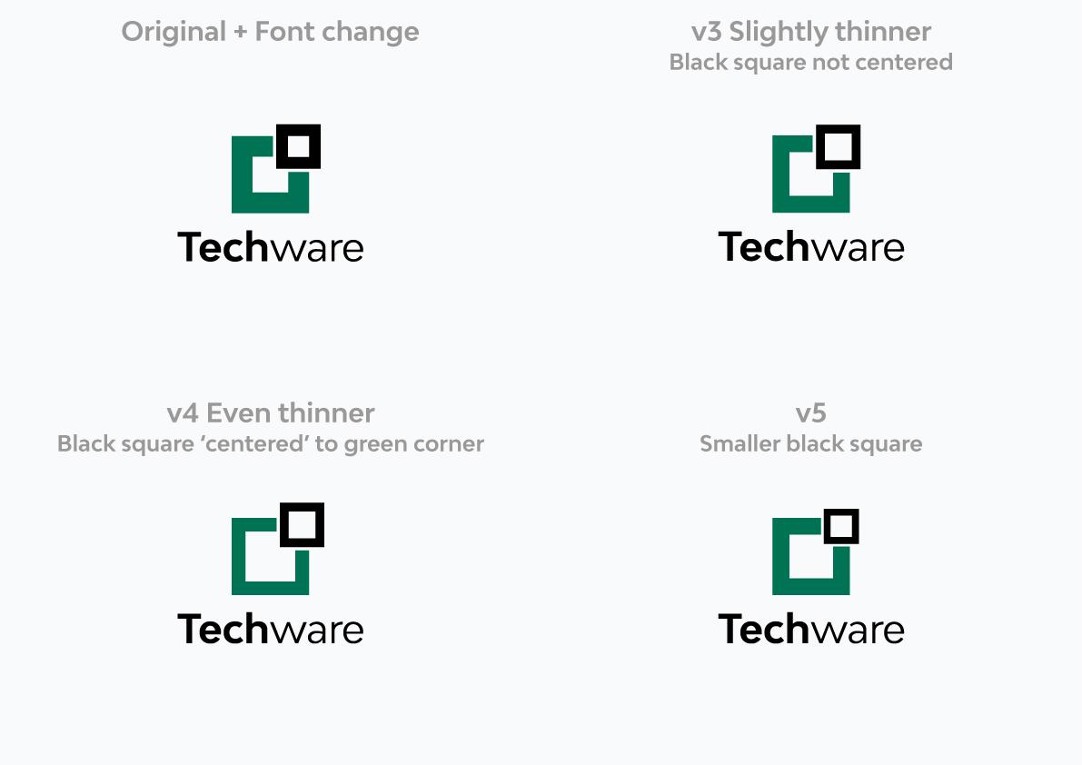Bold, Modern, It Company Logo Design for Techware by Pi | Design
