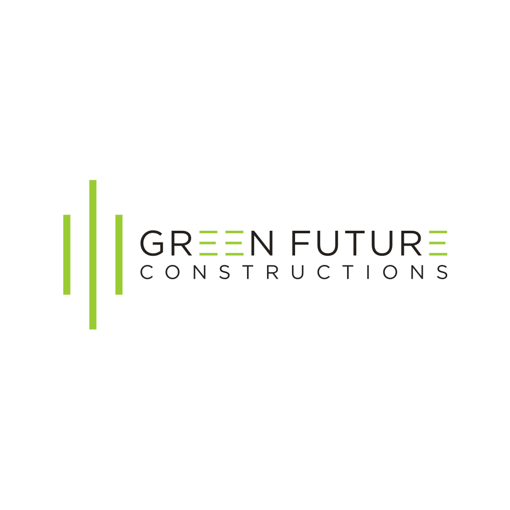 Green Future logo for a Construction business by Zzamiq