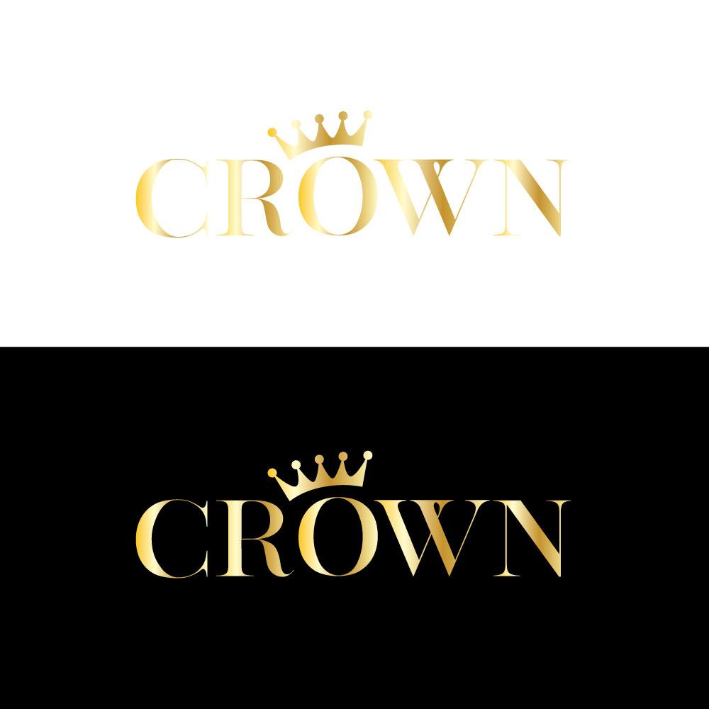 Logo Design for Crown by AnteMeridiem | Design #19295726