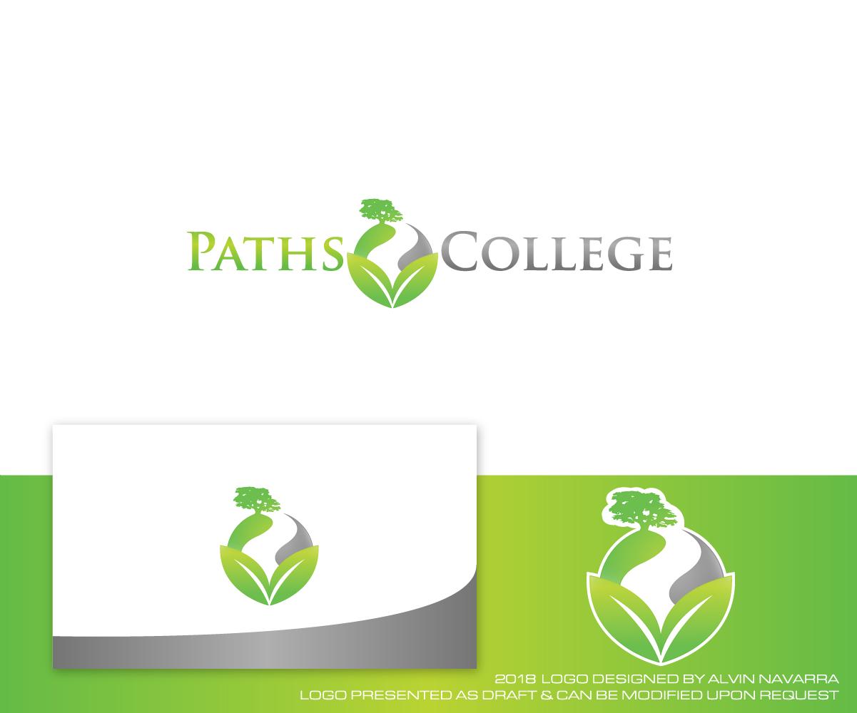 Logo Design By Alvinnavarra For Paths2College
