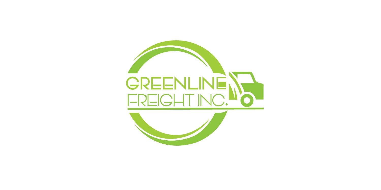 Elegant, Playful, Freight Forwarding Logo Design for GREENLINE