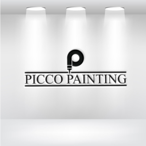 painting logo design galleries for inspiration