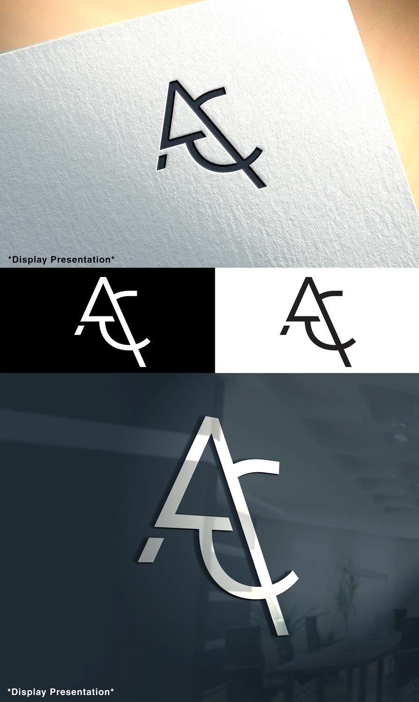 Upmarket, Modern, Apparel Store Logo Design for AC    or