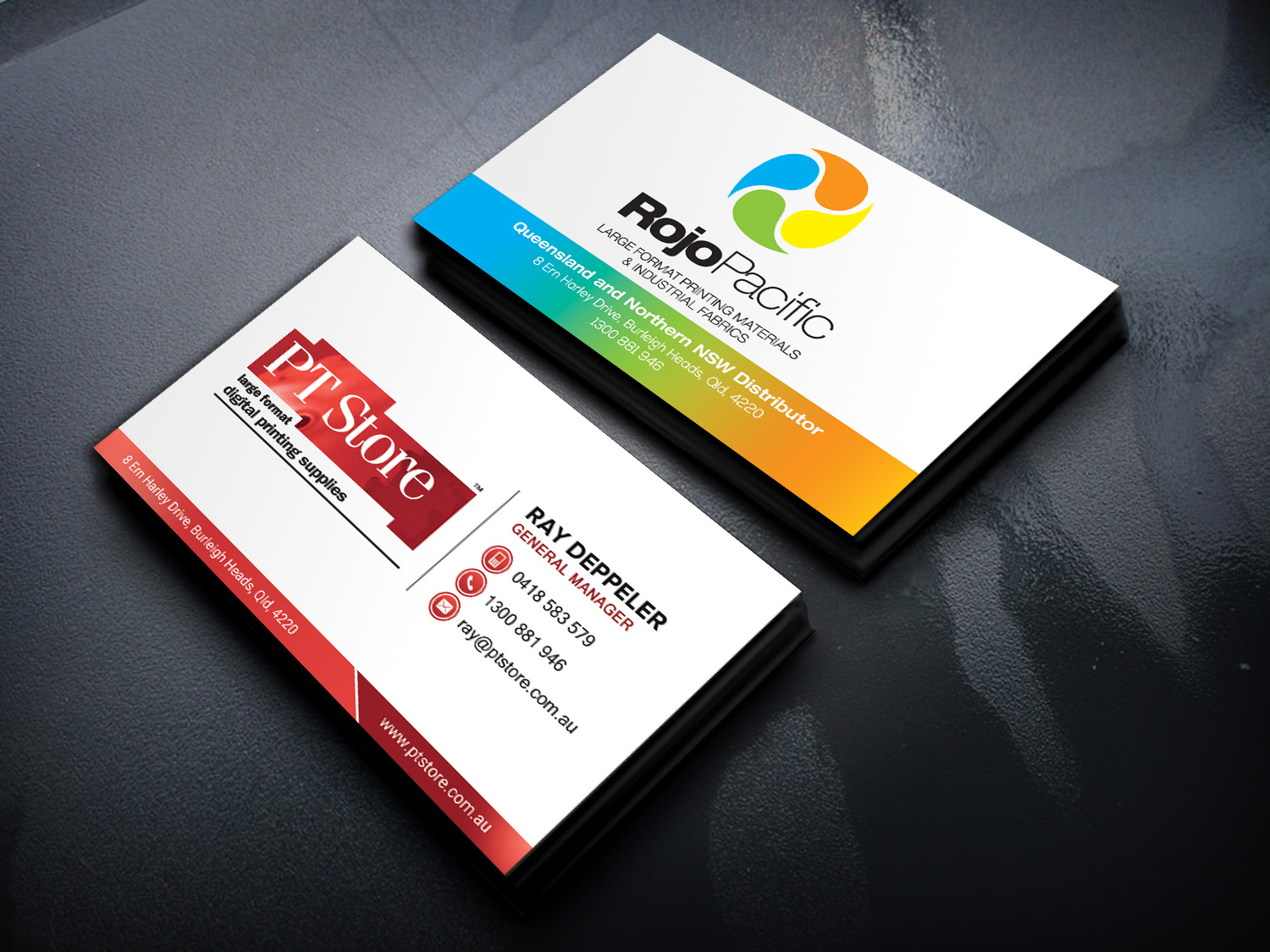 Elegant playful business card design for a company by sandaruwan business card design by sandaruwan for this project design 19342095 reheart Choice Image