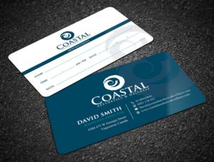 Business card design custom business card design service business card reheart Gallery