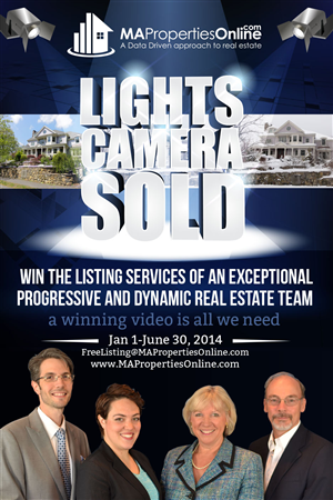 Poster Design by Priyo Subarkah - Real estate team needs a poster design to promo...