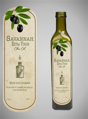 Label Design by  Andy Dollinger